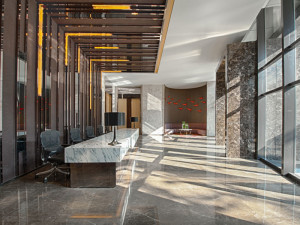 Office Cleaning Lobby Reception Areas Newmarket